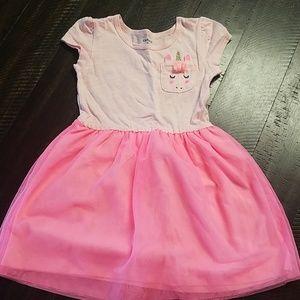 Carters Unicorn Dress